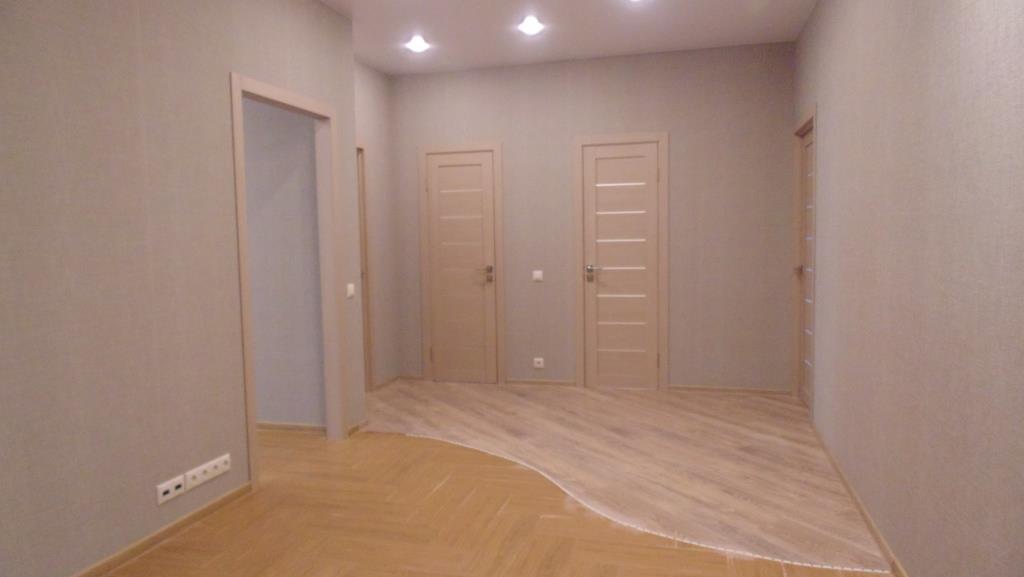 Ремонт в 2-комнатной квартире
